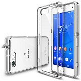 REARTH Ringke Fusion Xperia Z3 Compact [RFSN005] - Crystal View (Merchant) - Casing Handphone / Case
